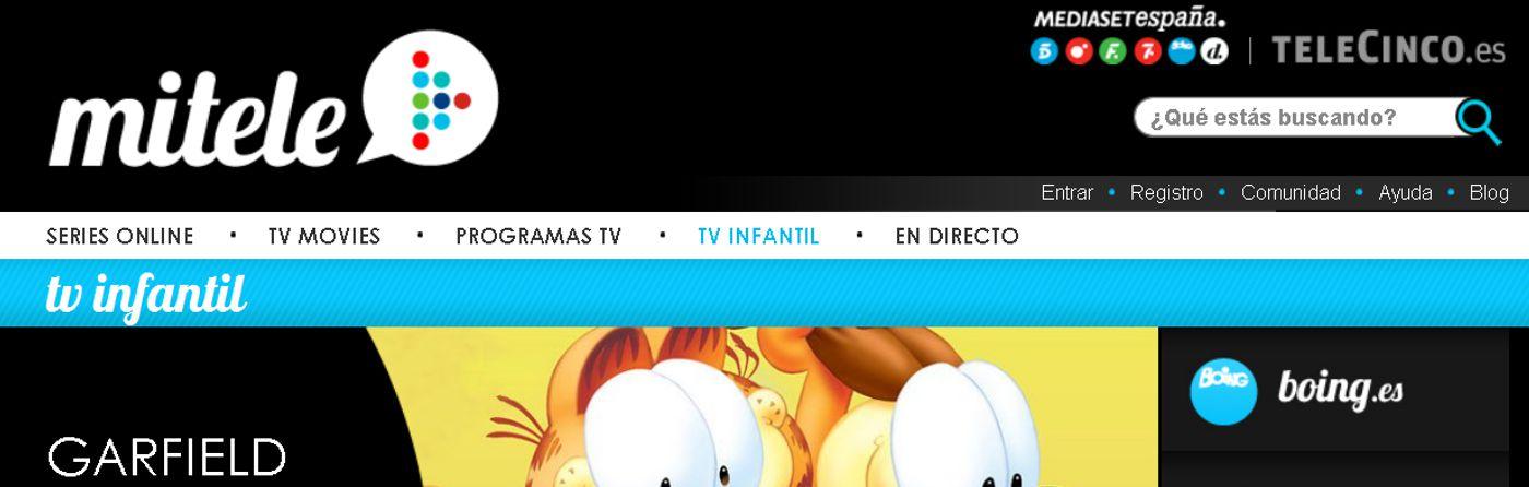 instalar MiTele para ver Tele5
