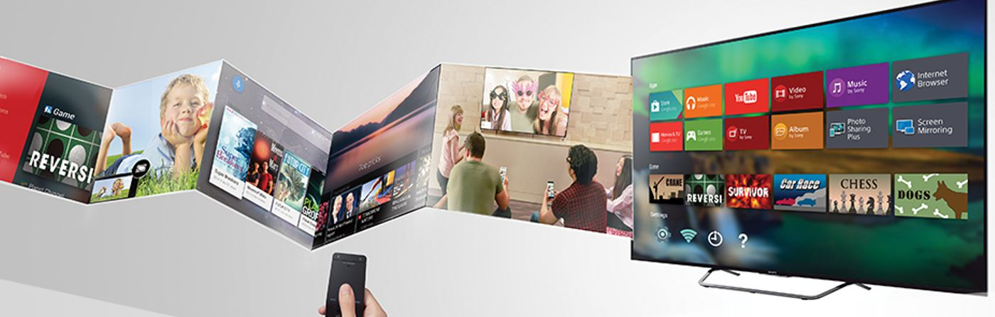 Guía para novatos con una Sony Bravia Android TV