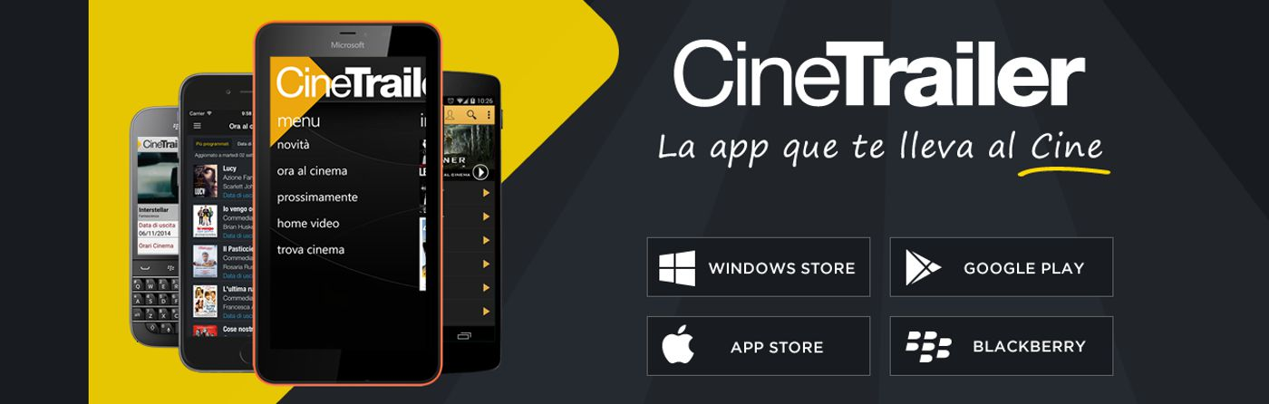 Cine Trailer: La cartelera en tu Smart TV