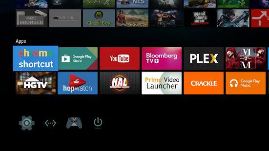 Acceso fácil a Google Chrome en Android TV